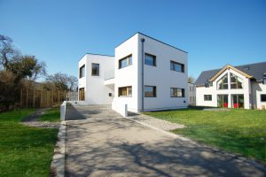 Passive house Cloughjordan Ecovillage