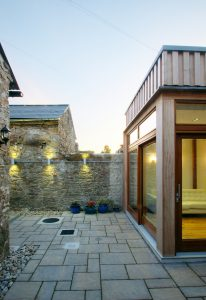 Timber extension Clonmel