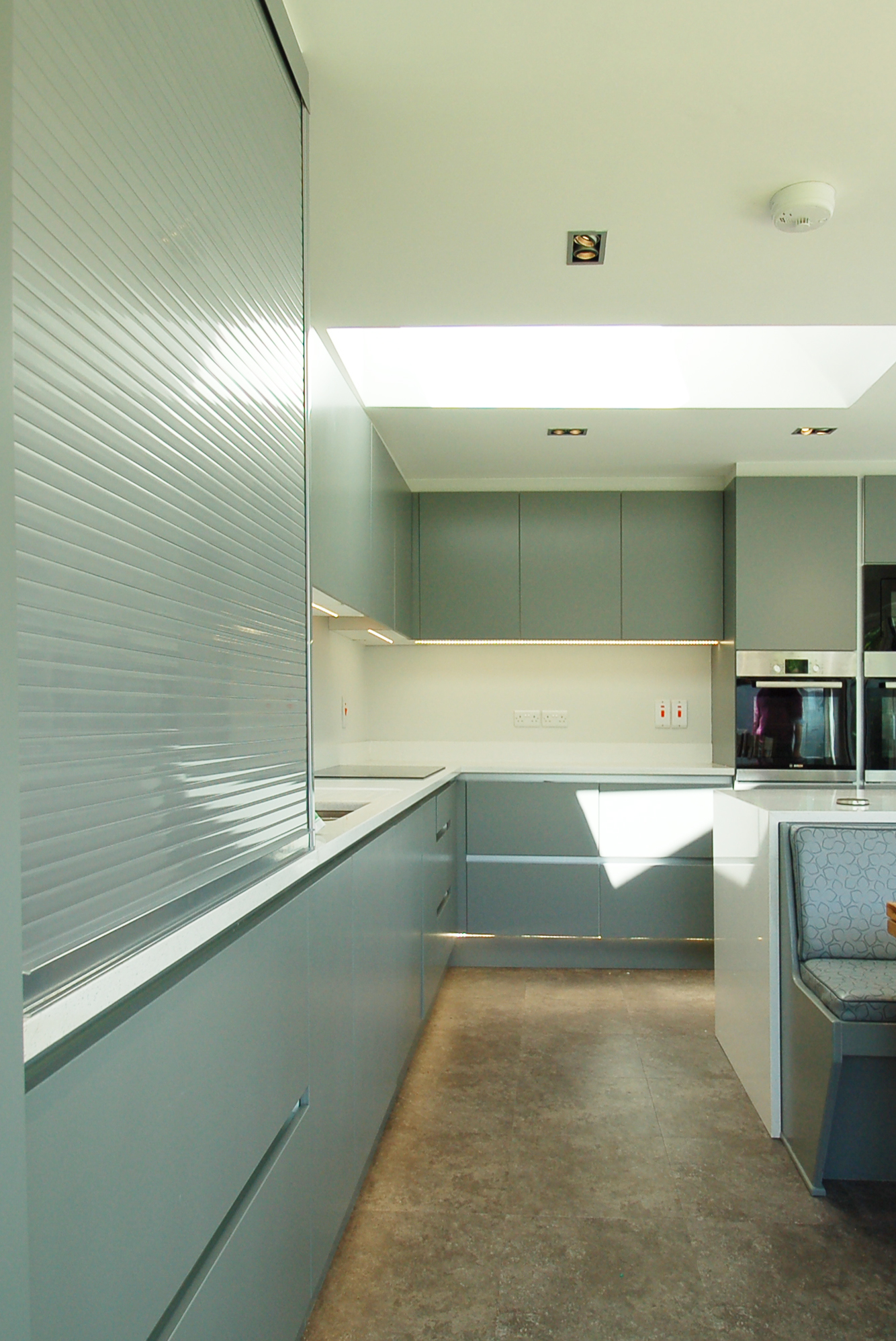 Kitchen Detail Architect Cork The Passivhaus Architecture Company