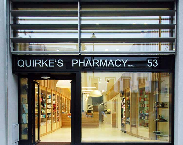 PassivHaus Pharmacy