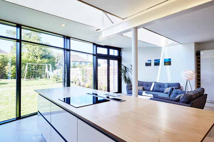 House at 23 The Rise, Bishopstown designed by Paul McNallyPicture: Miki Barlok