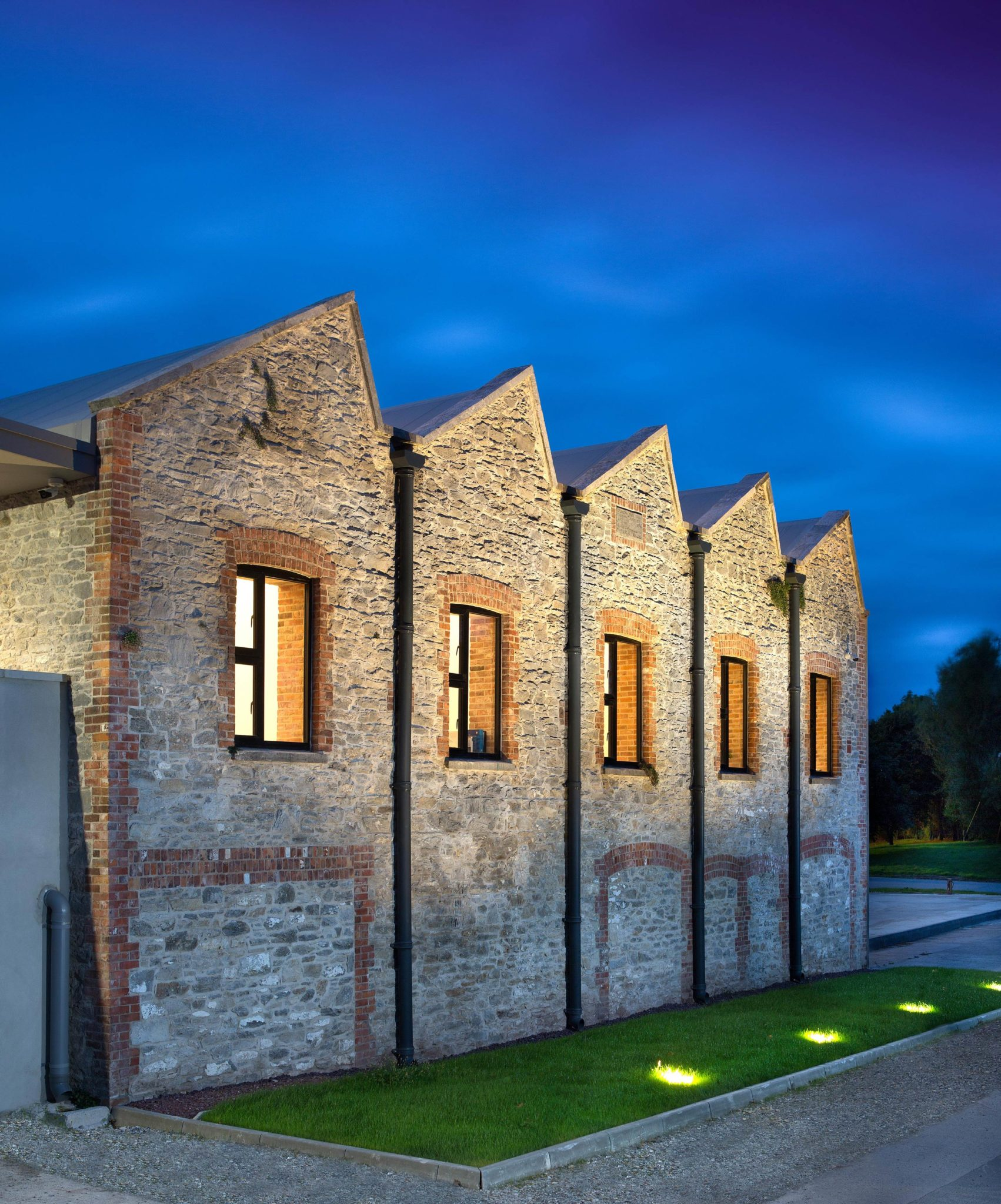 cork architects office building refurbishment
