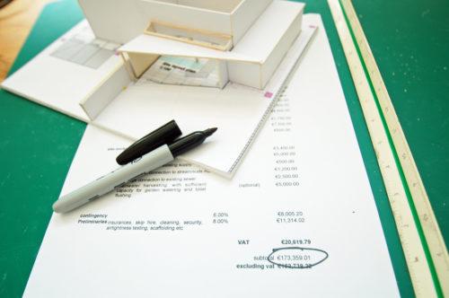 building costs in ireland