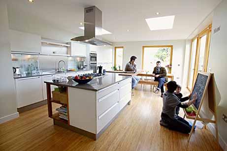 Architects Cork passive House design