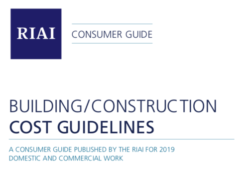 RIAI consumer cost guidelines